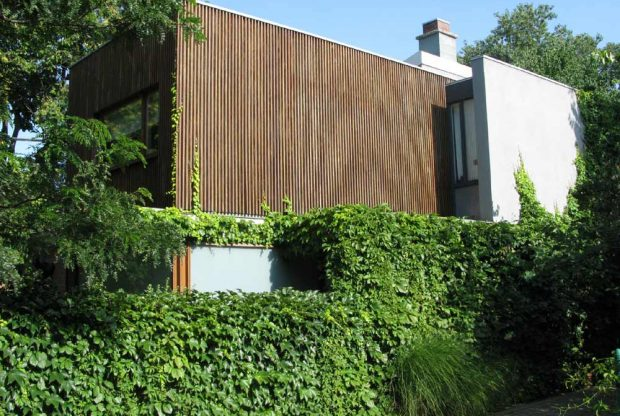 Project: Leslie Garden Lane / Shim Sutcliffe Architetcs